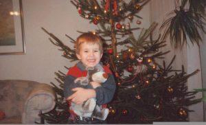 Troostiboy wünscht frohe Weihnachten