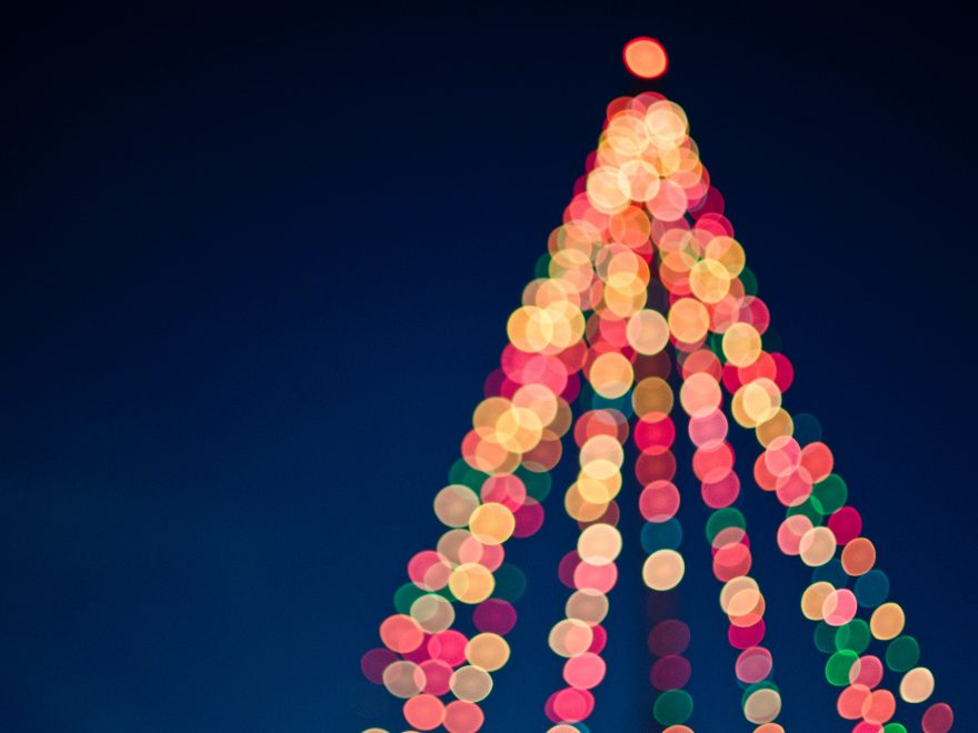 Weihnachten ja - Weihnachtsmärkte nein